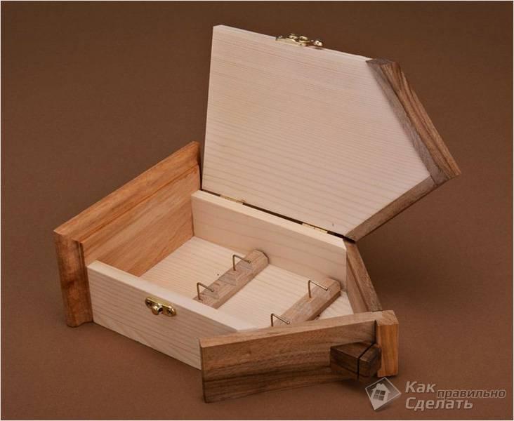 Ключница ящик