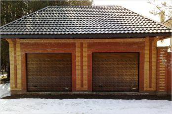 Как правильно сделать крышу гаража