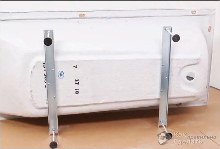 Ножки для акриловой ванны