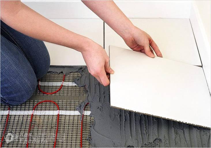 Система электрического теплого пола