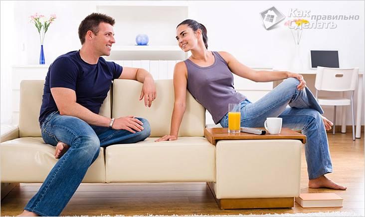 Тепло в доме способствует созданию уютной обстановки