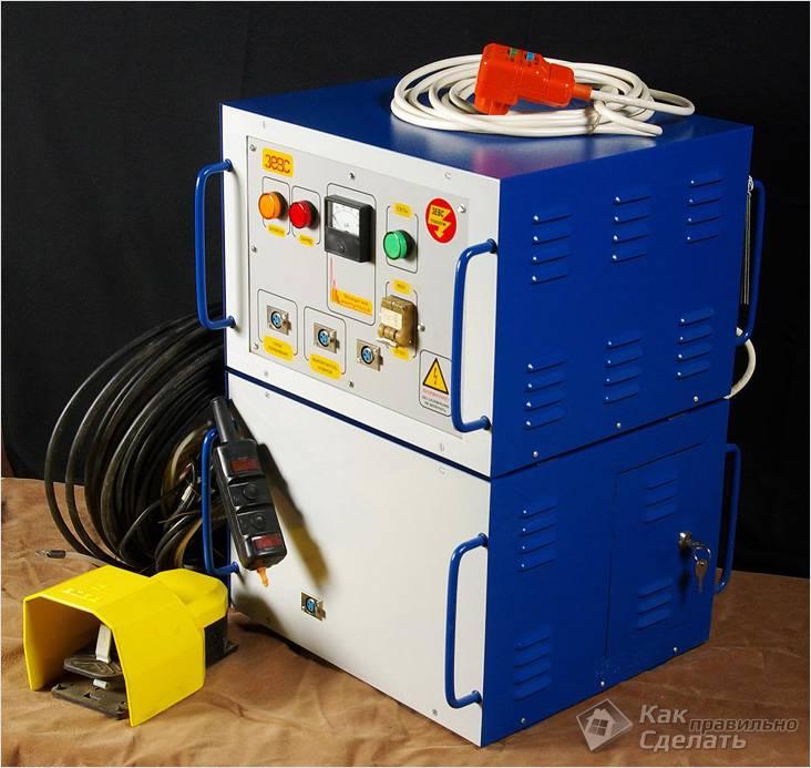 Электрогидроимпульсное оборудование