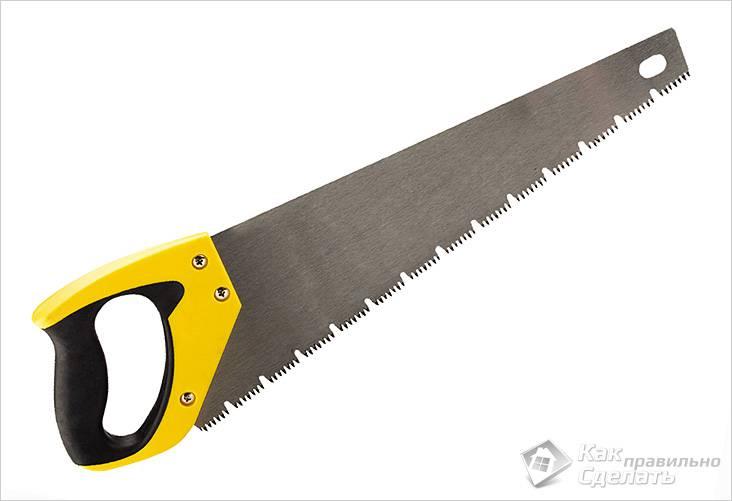 Модернизированная ножовка