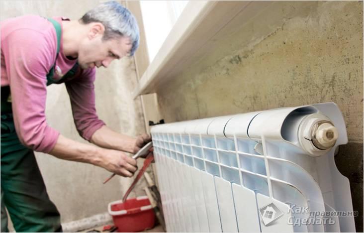 Очистка системы отопления необходима