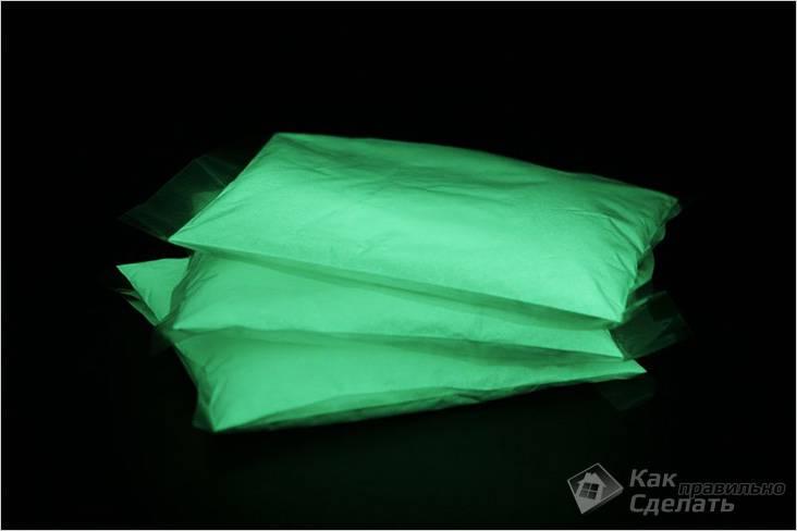 Люминофорный порошок