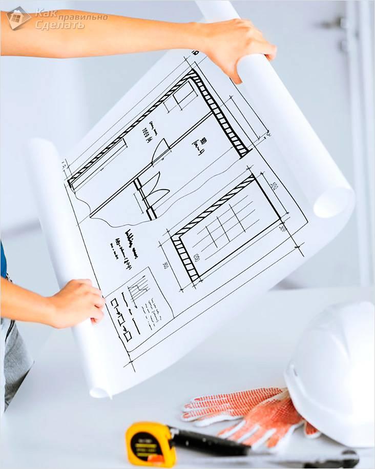 Объединение ванной и туалета в панельном доме
