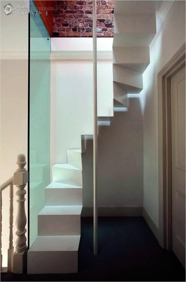 Оригинальная лестница