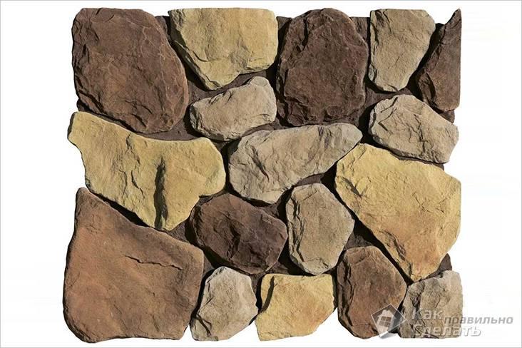Плоскогранный камень