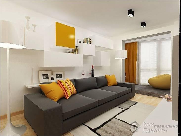 Дизайн ковра для гостиной