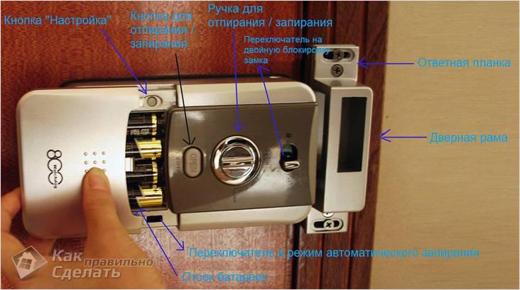 Как поменять дверной замок в квартире самостоятельно