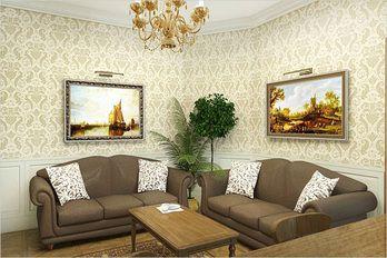 Фото интерьеров гостиной в квартире