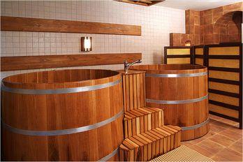 Купель для бани: виды конструкции и материалы