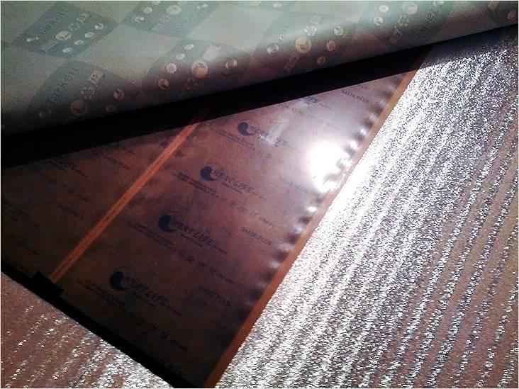 Теплый пол под линолеумом на деревянный пол