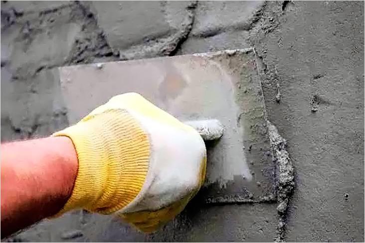 Штукатурка своими руками без маяков цементным раствором жидкие красители для бетона купить