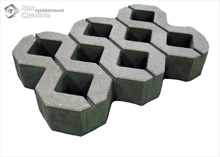 Из бетона