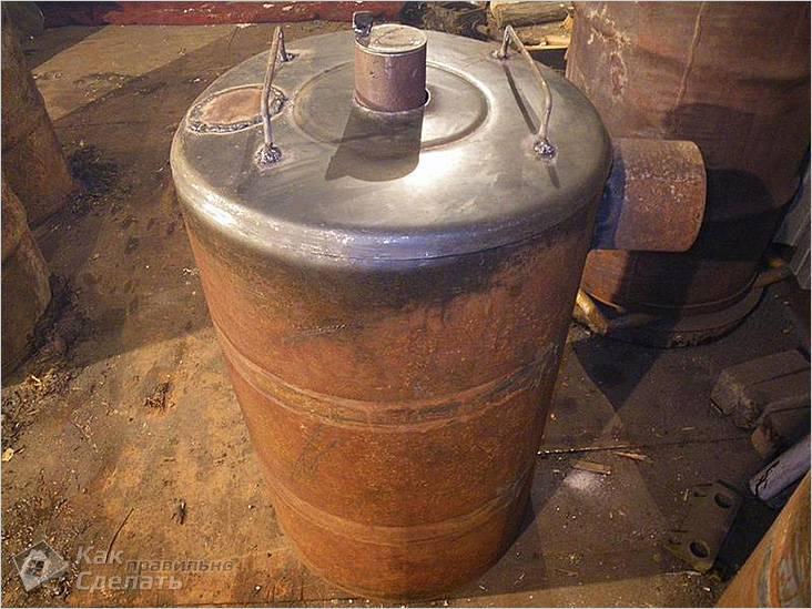 Печь-камин с режимом тления до 8 часов