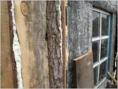 Также нужно заделать щели, которые остаются после закрывания двери