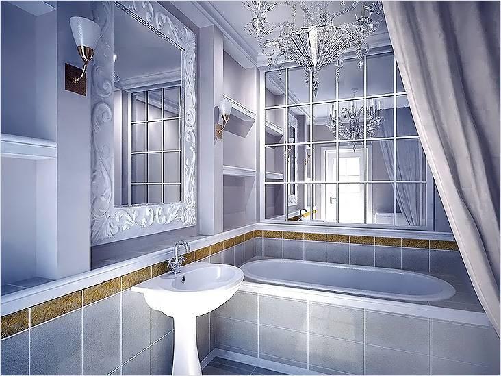 Отличительный признак классического стиля зеркала, люстры и гобелены