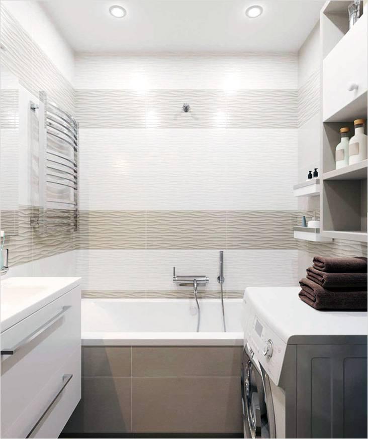 Правильно выполненное освещение в ванной придает ее дизайну особый шарм