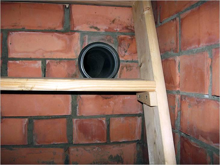 Вентиляция в курятнике обеспечит хороший микроклимат внутри помещения