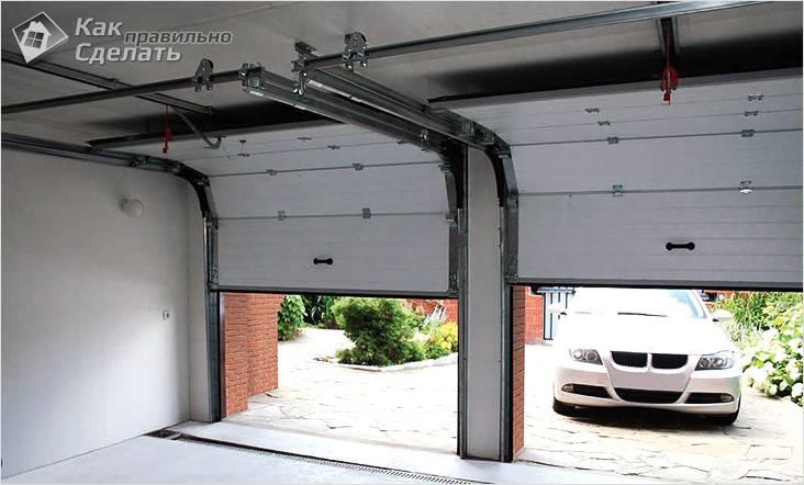 Утепление гаража изнутри своими руками фото