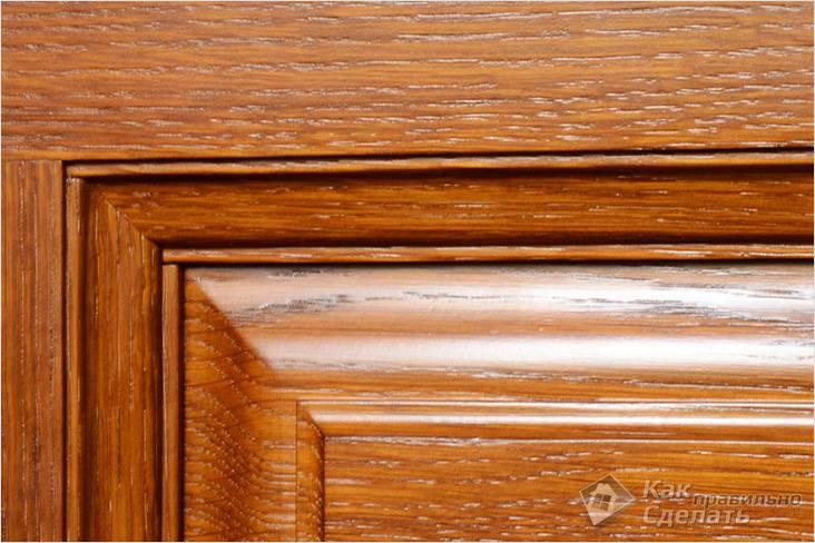 Каким лаком покрыть дверь в ванную