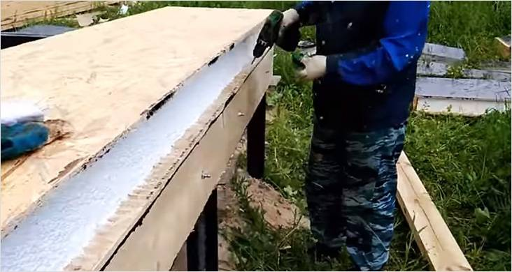 Как собирают дома из СИП панелей, Коломна (фото)