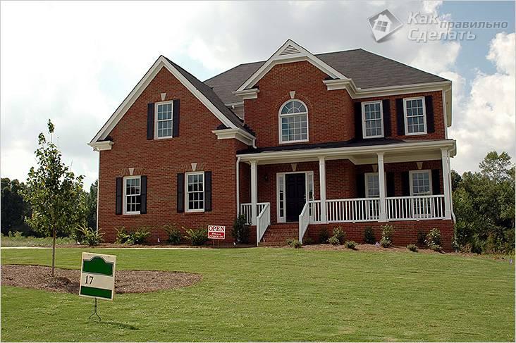 Такие дома продаются за границей