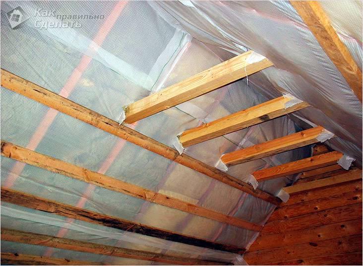 Как сделать крышу на баню своими руками