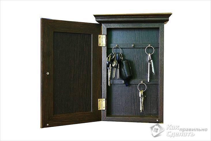 Ящик для ключей настенный