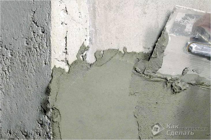 Заштукатурить бетоном пеноблок и керамзитобетон что лучше для