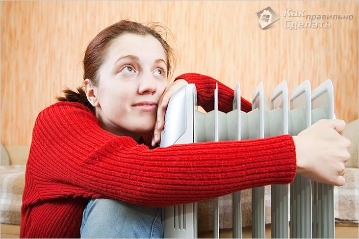 Преимущества масляных радиаторов