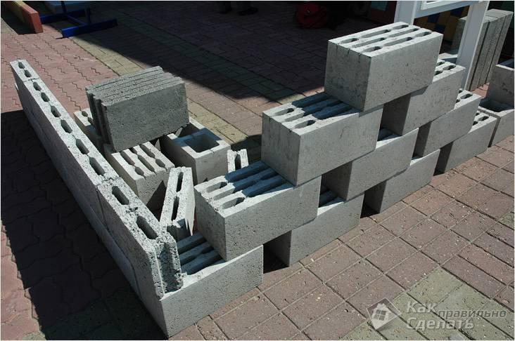 Рассчитайте количество блоков