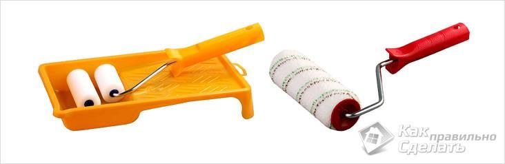 Инструмент для нанесения грунтовки