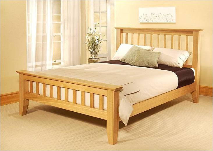 Чтобы сделать такую кровать, придется хорошо потрудиться