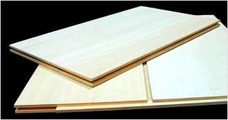 Склеенная деревянная панель