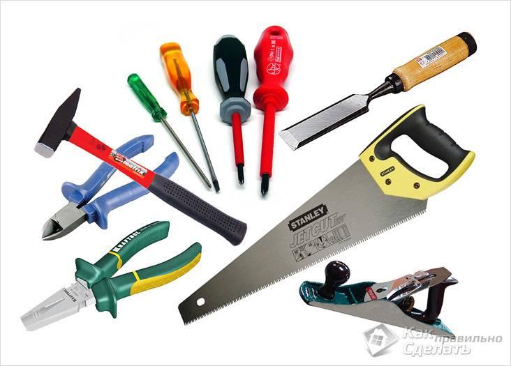 Инструменты для сборки дверной коробки