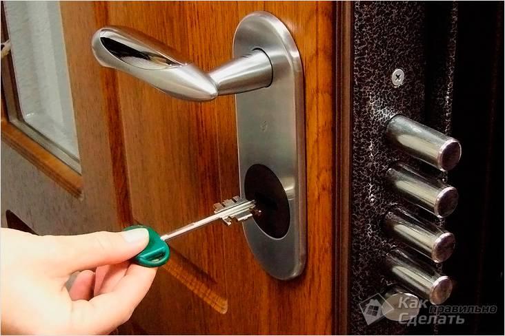 Как выбрать дверной замок - выбираем замки на входную дверь