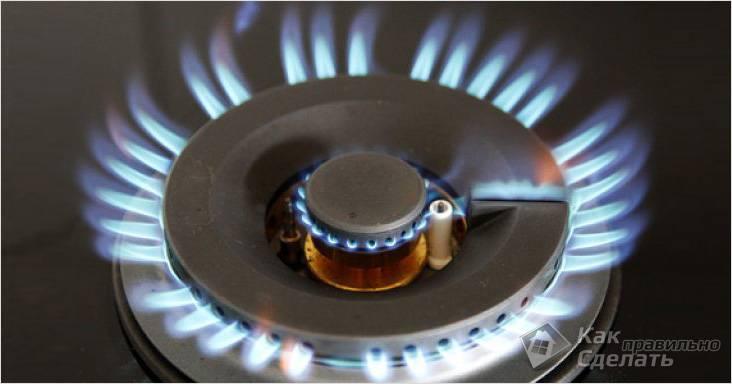 Котлы, работающие на газу