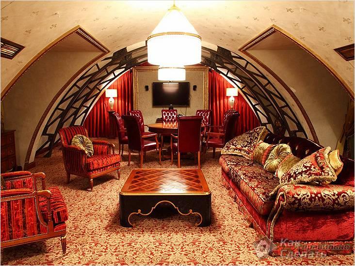 Обивка мебели в арабском стиле
