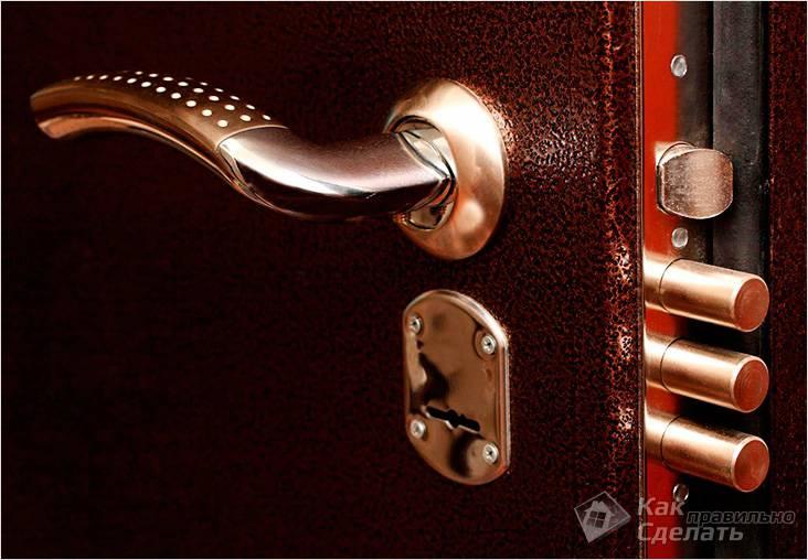 Как защитить свою квартиру от взлома.
