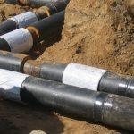 На какую глубину закапывать трубу водопровода в земле 2_новый размер