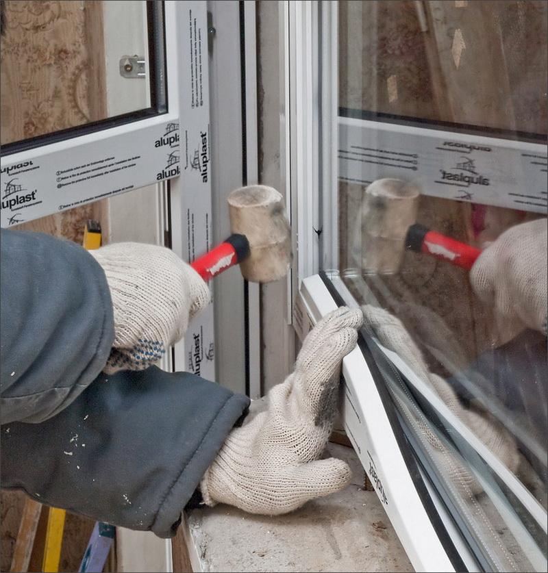 Как снять стеклопакет с пластикового окна: рекомендации и пошаговая инструкция