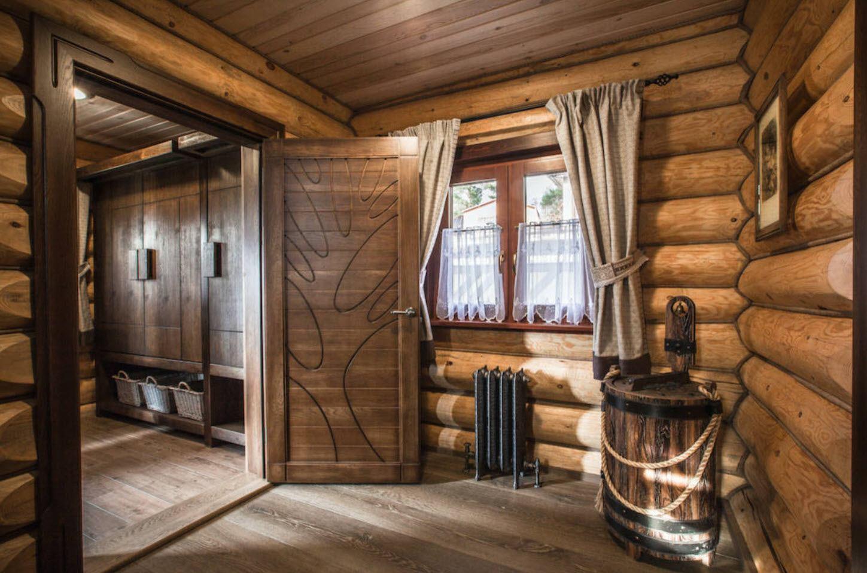 Дизайн и планировка бани с комнатой отдыха своими руками