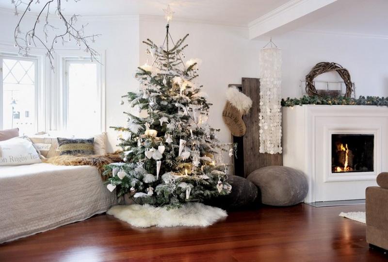 Украшаем квартиру к Новому 2020 году: идеи новогоднего декора своими руками