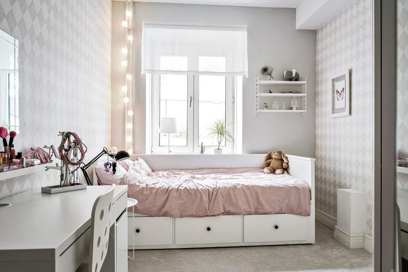 Современный дизайн комнат для подростков