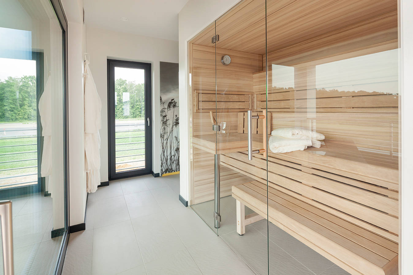 Дизайн домашней бани
