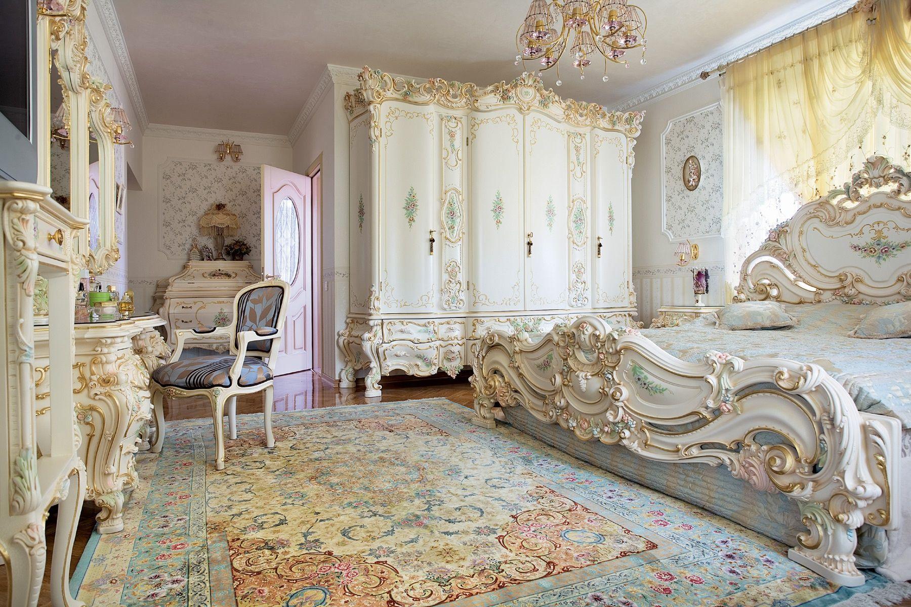 стиль рококо в современном интерьере