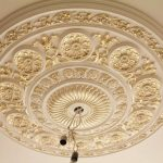 потолок в стиле рококо