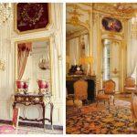 как оформить интерьер в стиле рококо